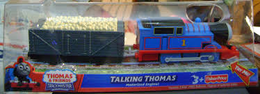 Tidmouth Sheds Trackmaster Ebay by Image Trackmaster Fisher Price Talkingthomasupdatedbox Jpg