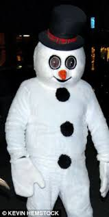Frosty The Snowman Happy Birthday Meme - frosty the snowman charged with assault after brawling with