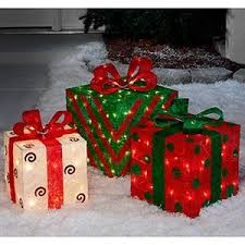 pre lit christmas gift boxes christmas present decoration my web value
