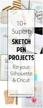10 superb sketch pen projects