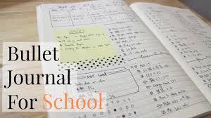 Bullet Journaling by Bullet Journal Ideas For Students Everything Janis Youtube