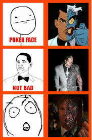 Batman Face Meme - 9gag two face meme 6 by suiyaoirui07 on deviantart