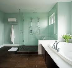 Spa Bathroom Design Ideas Colors I Like This Color Maybe With A Pearl Glaze Seafoam Bathroom