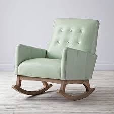 Upholstered Rocking Chairs For Nursery Upholstered Rocking Chair 18 5776cbb68413a7ea02150ef64d39b434