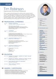 2014 resume templates best resume format 2014 awesome one page