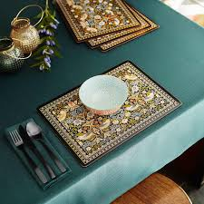 Table Place Mats Coffee Table Shop Table Placemats Online In Canada Simons Cof