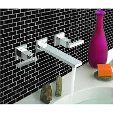 black glass backsplash kitchen glass subway tile backsplash kitchen liner wall brick interlocking