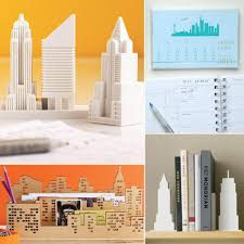 themed accessories city themed desk accessories popsugar smart living
