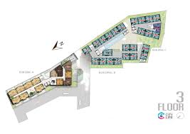 floor plan u0026 unit plan u2013 citylife condo patong for sale phuket