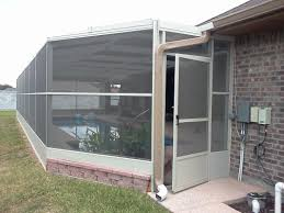 Patio Enclosures Columbus Ohio by Patio Screening Ideas Quiroz Custom Pool Enclosures