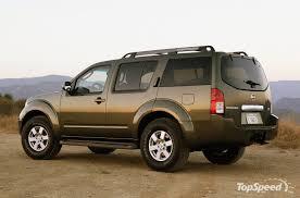 nissan pathfinder tire size 2006 nissan pathfinder specs and photots rage garage