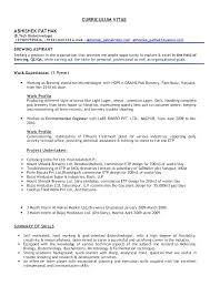 resume templates free for microbiologist microbiologist resume exle microbiologist resume template 5