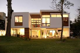 Contemporary House Designs Other Design Terrific Blue Private - Modern design homes
