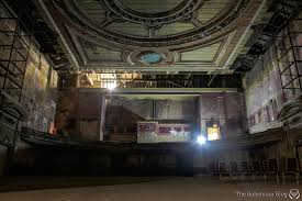 alexandra palace place hacking an abandoned victorian theatre