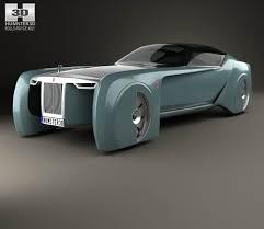 roll royce concept rolls royce 103ex vision next 100 2016 3d model hum3d