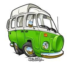 volkswagen van clipart dazzlarock dazzlarock twitter