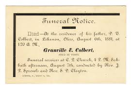 Funeral Invitation Cards Warren County Obituaries