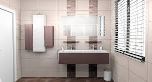 salle de bain vert et marron impressionnant carrelage salle de bain vert deau idées de design