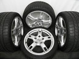 porsche cayman tyres set of genuine 18 porsche boxster cayman 987 alloy wheels with