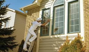 surface prep of a house s exterior is vital both for health and safety reasons it can also make the new paint job look good and last