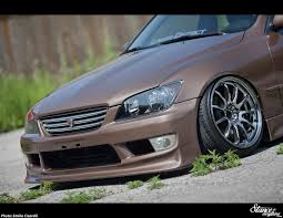 lexus is300 stance banned in quebec matt brunett u0027s is300 stance is everything
