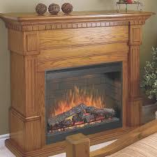 fireplace new electric fireplace oak artistic color decor
