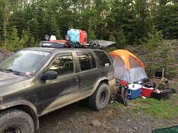 nissan pathfinder luggage rack r50 pathfinder mild build archive expedition portal