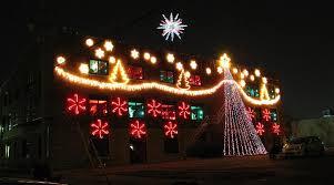 Church Lights Topeka Christmas Light Display Tour Kansas
