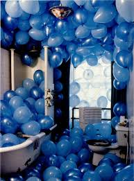 balloons for him blue balloons if it s a boy your by telling him the
