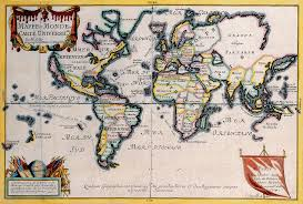 Antique World Map by Antique World Map Circa 1714 U2013 Conservatives Need To Learn That