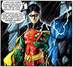 does anyone else think nightwing and robin had better designs in