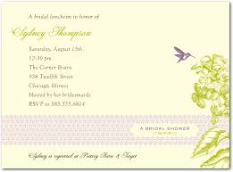 bridal shower invite wording wedding invitation wording no registry inspirational wording for