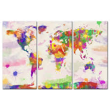 amazon com canvas print wall art paintings for home decor world