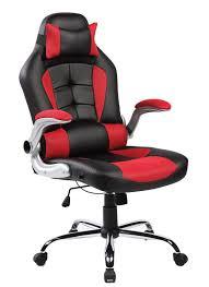 executive ergonomic computer desk massage chair vibrating home
