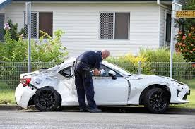 teens u0027 three week crime spree ends with crash fraser coast chronicle