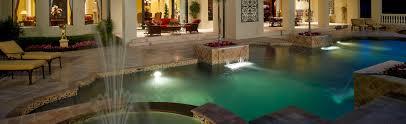 luxury pool builder in orlando fl custom swimming pools
