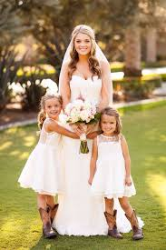 country wedding flower dresses the elizabeth lace flower dress for toddlers and