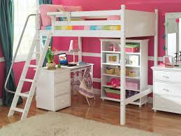 how awesome full size loft beds for kids kids bedroom design ideas