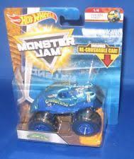 mattel monster truck diecast toy vehicle ebay