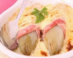 cuisiner les endives autrement recette endives au gratin sans béchamel