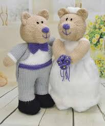 wedding gift knitting patterns wedding knitting pattern wedding and groom gift ideas