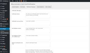 woocommerce user email verification u2014 wordpress plugins