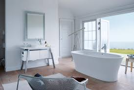 Duravit Sinks And Vanities by Countertop Washbasin Round Ceramic Contemporary Cape Cod