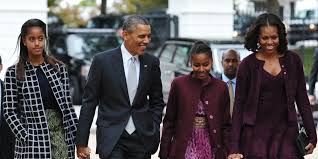 Obama First Family by Ian Halsall And His Electronic Music Label U201cidgaf Media Group