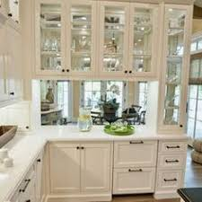 Kitchen Cabinet Doors With Glass Kitchen Kitchens Blue Ceilings And Glass Doors
