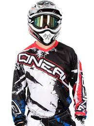 womens motocross jersey o u0027neal motocross jerseys o u0027neal mx kit freestylextreme