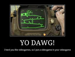 Yo Dawg Know Your Meme - i herd you like videogames xzibit yo dawg know your meme