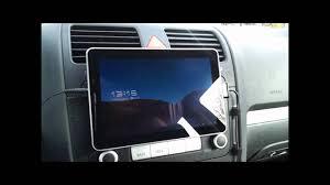 porta tablet samsung per auto galaxy tab 7 7 velcro car mount