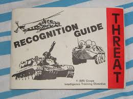 cold war soviet vehicle threat recognition guide