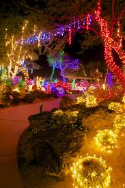 ethel m chocolate factory las vegas holiday lights las vegas lights up with whimsical holiday attractions las vegas blogs